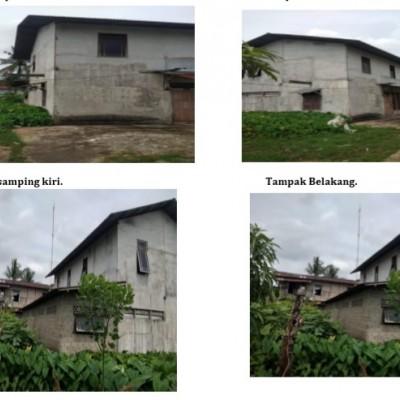 BTPN 1B : Tnh + Bgn SHM No. 9035  LT 259 m2 di Jl. Dr. Wahidin Gg. Sepakat 2 Jalur 4 Kec. Pontianak Barat