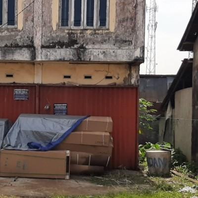 BRI BARITO 1b : Tnh + Ruko SHM No. 08807 luas 111 m2 di Jl.Trans Kalimantan Kec. Sungai Ambawang Kab. Kubu Raya