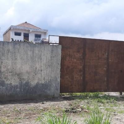 BRI Sidikalang, Bidang tanah sesuai SHM  No.563 seluas 268 M2 di Desa Pegagan Julu I Kec. Sumbul Kab Dairi Propinsi SUMUT ,