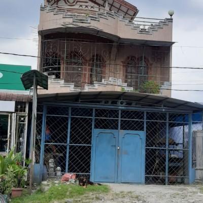 BRI Sidikalang, T/B sesuai SHM No 678 seluas 279 m2  di ,Jl Sumbul Merek Desa Pegagan Julu I Kec. Sumbul Kab Dairi Propinsi SUMUT ,
