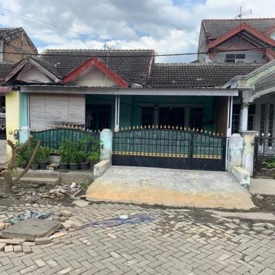 BRI Ismud, Tanah seluas 112 m2 beserta bangunan SHM No 730 di Desa Mulio Rejo, Kec Sunggal, Kab Deli Serdang