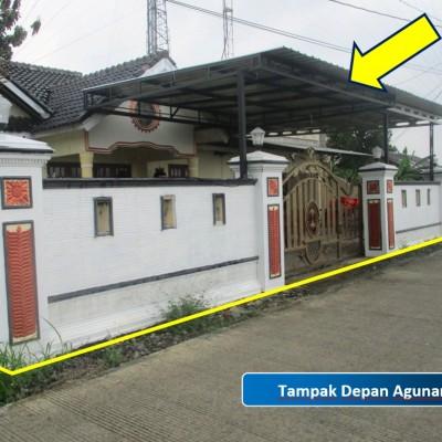 Lelang Eksekusi permohonan PT Mandiri (Persero) Tbk : 1 (satu) bidang tanah dan bangunan SHM 374, LT 260m2 di Kab Kendal