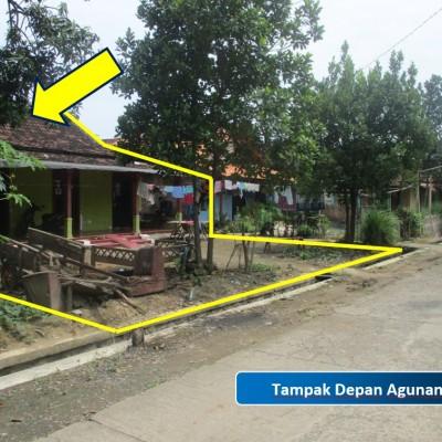 Lelang Eksekusi permohonan PT Mandiri (Persero) Tbk : 1 (satu) bidang tanah dan bangunan SHM 00562, LT 454m2 di Kab Kendal