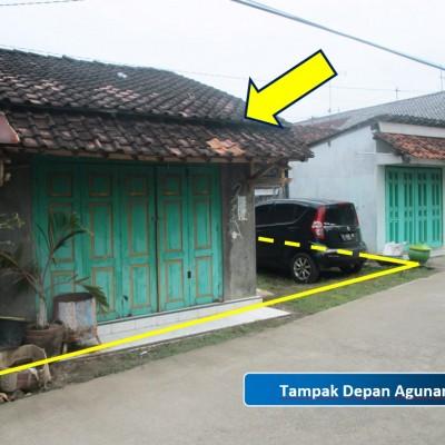 Lelang Eksekusi PT Mandiri (Persero) Tbk : 1 (satu) bidang tanah dan bangunan SHM 00577, LT 223m2 di Kab Kendal