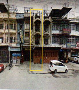 BNI-Sebidang tanah seluas 273 m2 berikut bangunan, SHM No.518, terletak di Jalan Sekip, Desa/Kelurahan Sei Putih Timur I Kota  Medan
