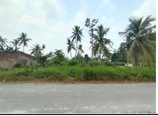 Bank Mayapada - Tanah Kosong seluas 1.737 M2 di Jalan Dusun II Desa/Kel. Pematang Sijonam, Kecamatan Perbaungan, Kabupaten Serdang Bedagai